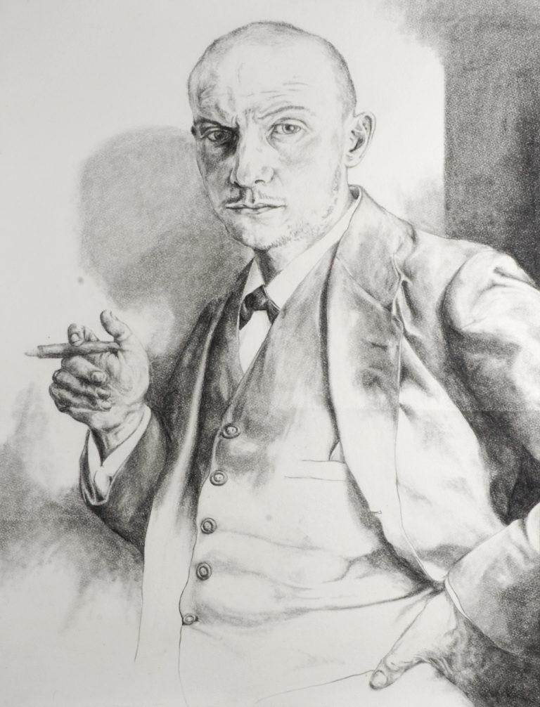 Portrait du Docteur Helber qui étudie le Syndrome SGG