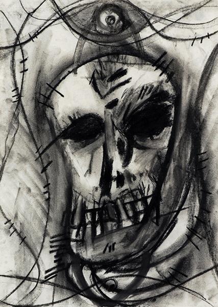 Gouniet, Figure terrifiante, sommaire de la série Maxniet
