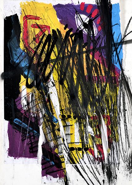 Gouniet, Destruction d'oeuvre, sommaire de la galerie AutoDestructions