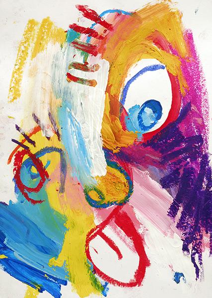 Gro, Portrait décomposé, sommaire de la série Grotoportraits