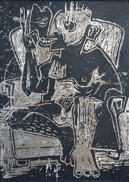 SGG, Plaque de cuisson gravée, sommaire de la galerie À côté de la plaque