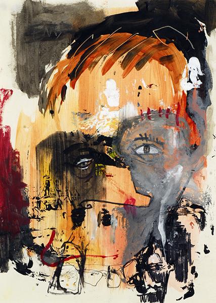 SGG, Autoportrait, sommaire de la série Les Bagarreurs de demain