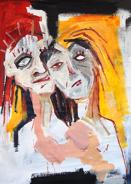 SGG, Ghyghy et Sysy, sommaire de la galerie Peintures diverses