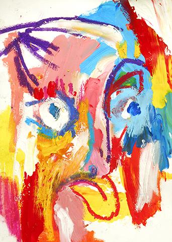 Image de profil de Gro, Grotoportrait autoportrait d'introduction de la Galerie de Portraits
