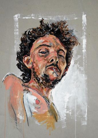 Profil de Smëms, Autoportrait d'introduction de la Galerie de Portraits